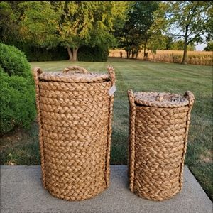 POTTERY BARN BEACHCOMBER HAMPERS